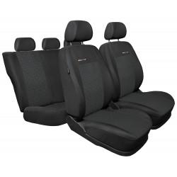 Pokrowce samochodowe Ford Focus 3 - kanapa z podłokietnikiem