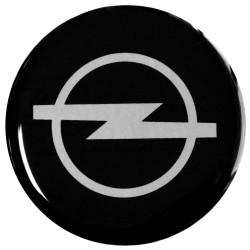 Emblematy na kołpaki i felgi do OPEL, silikonowe 3D (zamienniki)