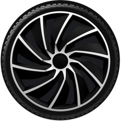 Kołpaki 15 cali Turbo Silver Black