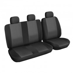 Pokrowce samochodowe Iveco Daily VI 2+1 (bez stolika)