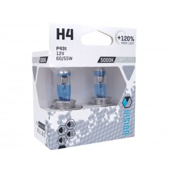 Żarówki VISION Limitless White H4 12V 60/55W +120%