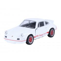Model kolekcjonera WELLY 1:34 PORSCHE 911 CARRERA RS