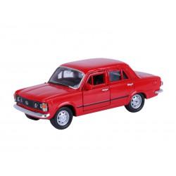 Model kolekcjonera WELLY 1:34 PRL FIAT 125P