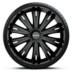 Kołpaki GIGA BLACK 16